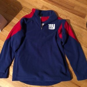 New York Giants fleece